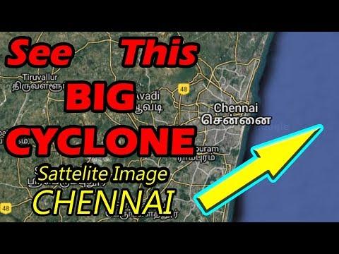 Chennai Flood 2017 || BIG CYCLONE || Norway Weather Bureau Report