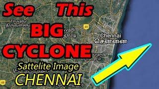 Chennai Flood 2017    BIG CYCLONE    Norway Weather Bureau Report
