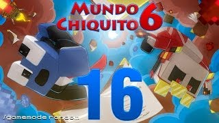 Mundo Chiquito 6 - Ep 16 - La mina abandonada más grande jamás vista!