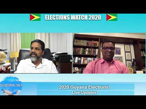 Guyana Elections 2020 ~ Live Updates