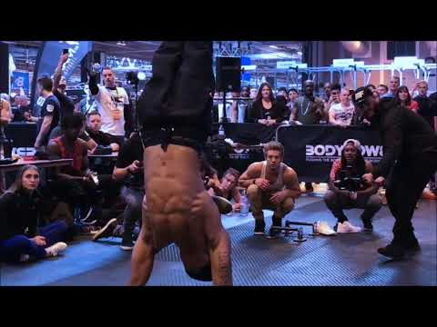 Battle of the Bars 21 at Body Power Expo 2017 Birmingham Highlights