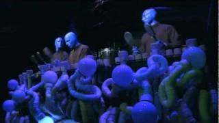 Blue Man Group New York Clips