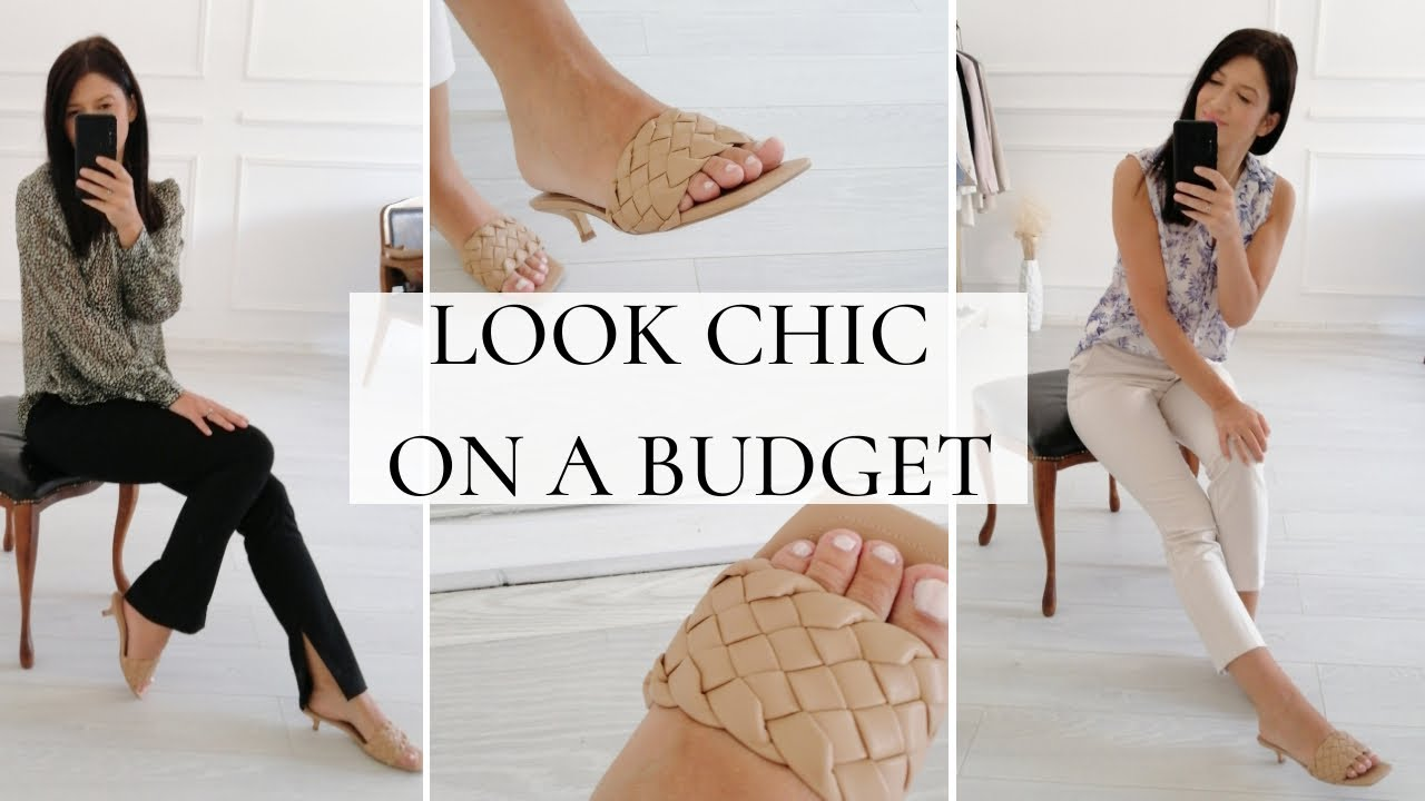 HOW TO LOOK CHIC ON A BUDGET | Zara, H&M Haul