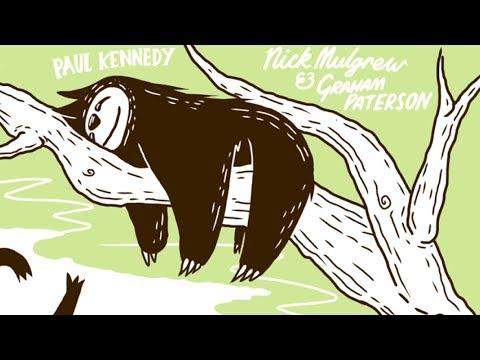 영어동화책 추천 - 6세 영어 동화  Sleepy Mr Sloth  사회