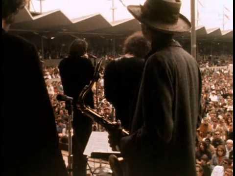Paul Butterfield Blues Band - Driftin' Blues (Monterey 1967)