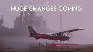 Microsoft Flight Simulator - World Update 6: Germany, Switzerland, Austria - Plus Huge News