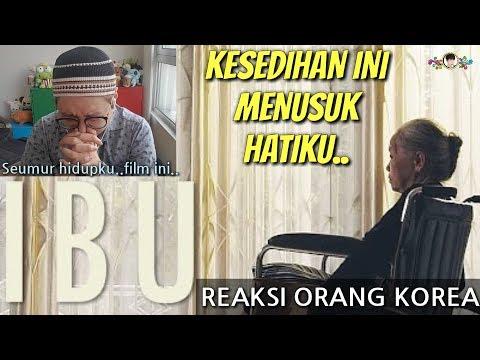 Orang Korea Tidak Bisa Tahan Nangis dengan Film Indonesia Yang Paling Sedih