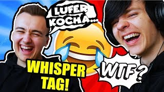 LUFER KOCHA... WHISPER TAG Z POSTIROLEM!