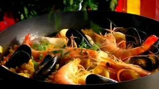 Ramsay's Christmas Seafood Paella   Youtube
