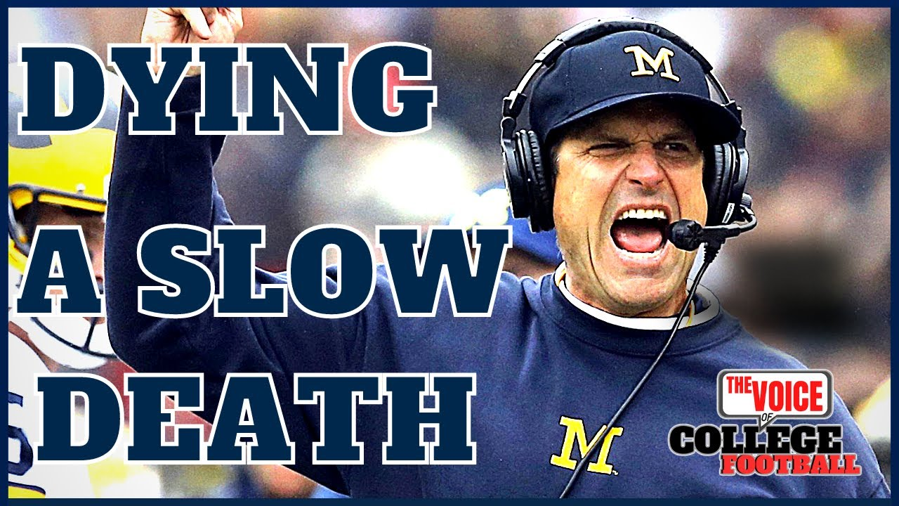 FROM BAD TO WORSE / Michigan Wolverines Talk & Rutgers Preview