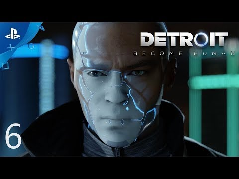 THIS MAN MARKUS ON HIS TRUMP ISH!!! | Detroit: Become Human | Lets Play - Part 6