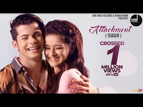 Attachment (Teaser) : Siddharth Nigam, Avneet Kaur | Ravneet Singh | Releasing On 3rd November