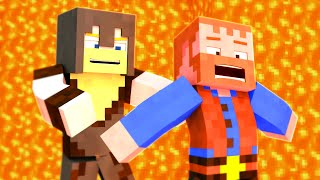 Lava Prank [Minecraft Animation]