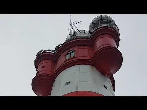 """Zu Besuch beim Leuchtturm """"Roter Sand"""""""