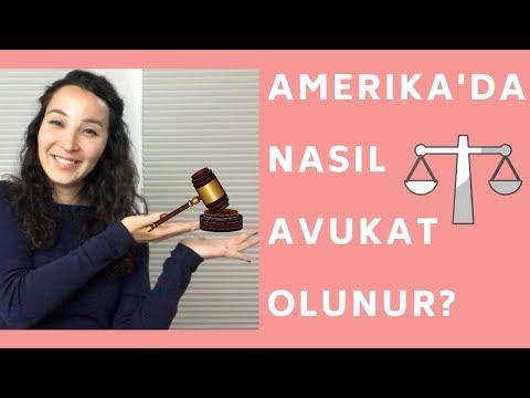 Amerikada Nasıl Avukat Olunur?/Amerikada Hukuk Okumak