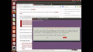 Ubuntu BlueJ & JDK (Java Development Kit) 7 u40 Installationsanleitung [TUT]