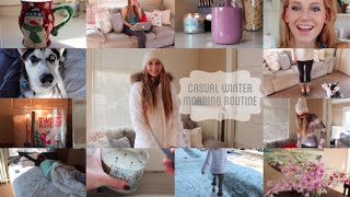 Casual Winter Morning Routine❅ Thumbnail