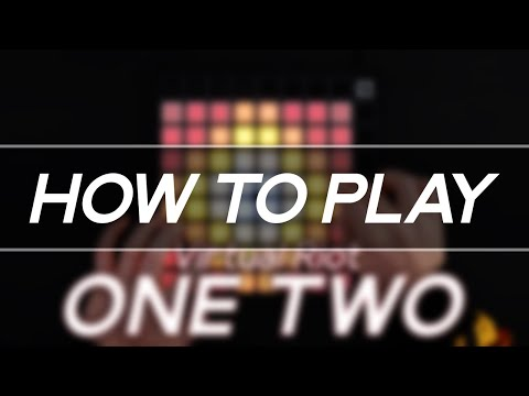 """How To Play: """"Virtual Riot - One Two"""" On Launchpad"""