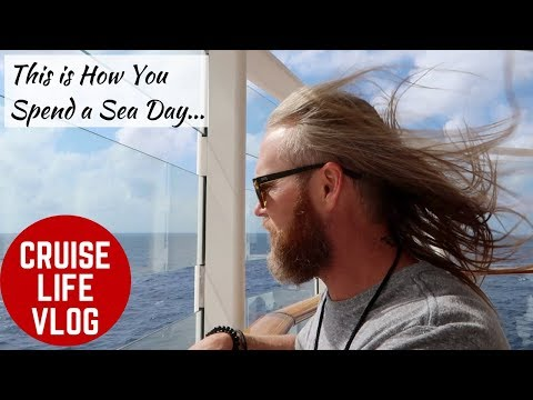 This is How You Spend a Sea Day... NCL Breakaway Vlog