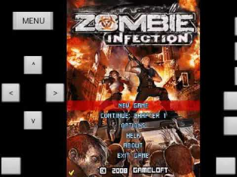 J2me zombie infection java apk especial (200inscritos)
