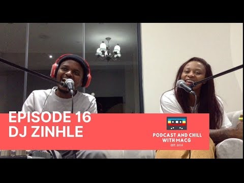 |Episode 16| DJ Zinhle on how she met AKA, career, motherhood, new book and a game of Smash or Pass