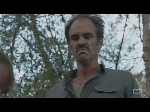 Steven Ogg Trevor Philips Voice Actor in The Walking Dead S06E16