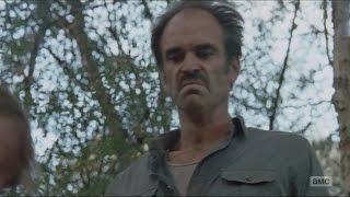 Steven Ogg (Trevor Philips Voice Actor) in The Walking Dead S06E16