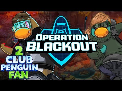 Club Penguin Rewritten - Operation: Blackout 2017 General Room Walkthrough