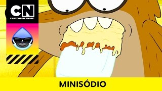 Enroladinho de Pizza Apenas um Show Minisdio Cartoon Network