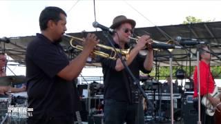 "Calexico - ""Cumbia De Donde"" (XPoNential Music Festival 2015)"