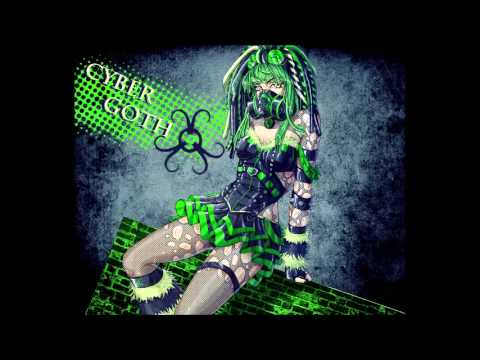 Gothic Anime Girl Wallpaper Electronic Body Music I Industrial Mix By Atradaemoncia