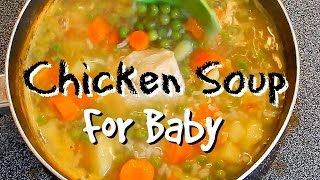 Download lagu How to make Chicken Soup for baby!