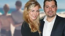 GZSZ-Stars Daniel Fehlow & Jessica Ginkel - Das gab's noch nie! Familienfoto mit beiden Kindern