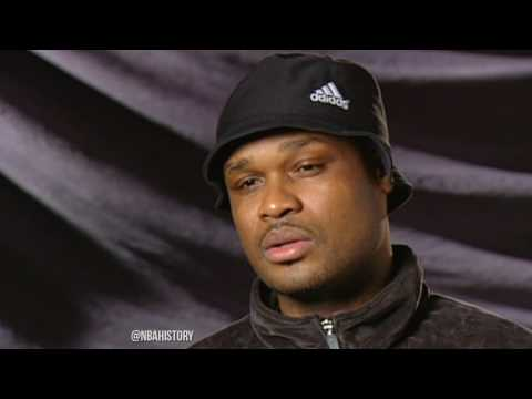 NBA Vault: Player Profile- Antoine Walker
