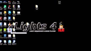 opening a leechburg lights original xlights sequence
