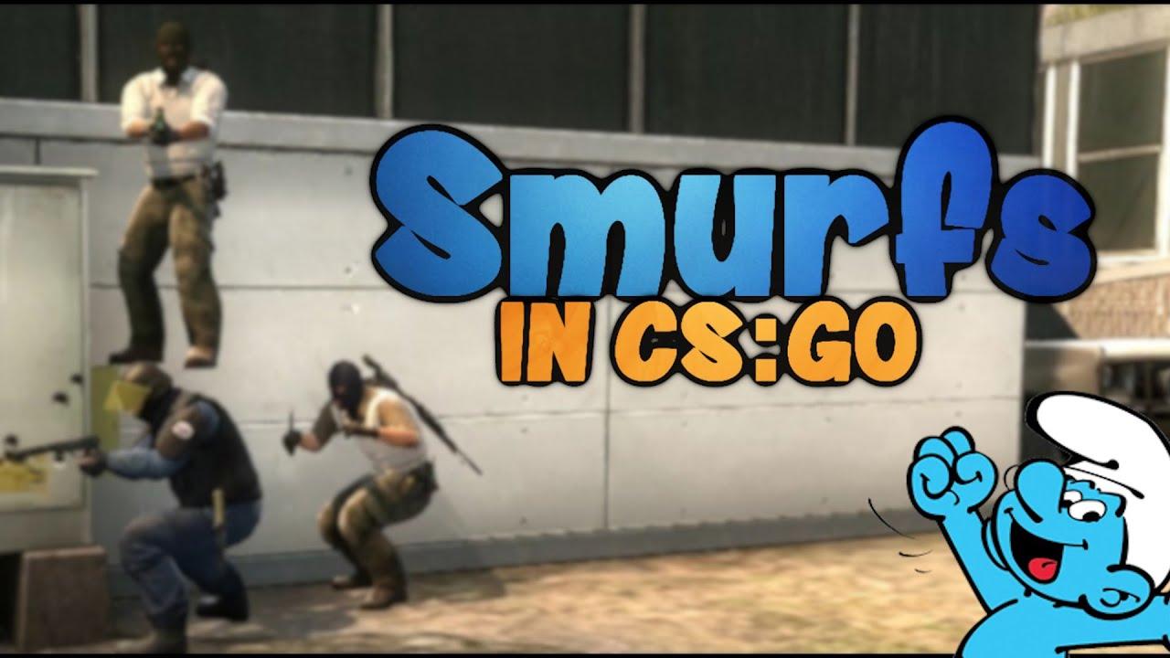 cs go matchmaking smurfs