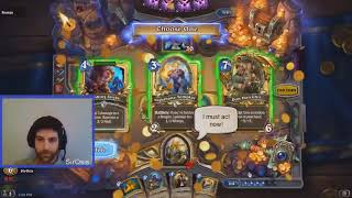 5 ONLY PRO PLAYS HERE!!  Hearthstone Daily Moments Ep  732