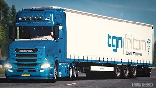 Scania S Next Generation T Cab | Euro Truck Simulator 2 Mod