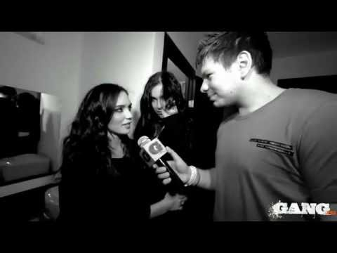 SEREBRO Interview @ Известия Hall (Moscow)