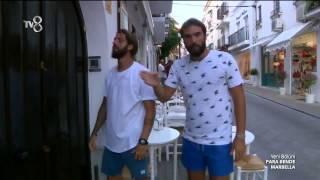 Para Bende 4.Bölüm - Marbella - Serkay ve Zafer kalacak otel bulamadı