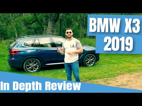 BMW X3 In Depth review 2019