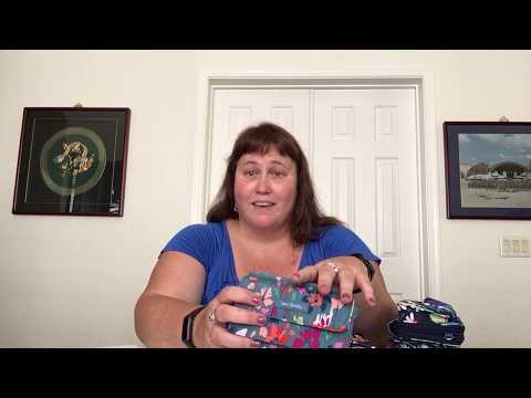 Vera Bradley Haul — Retail + Online Outlet Sale (28 Aug 19)