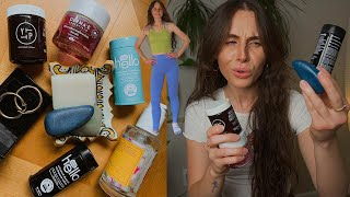 """I Tried """"Zero Waste"""" Beauty & Products (So You Don't Have To) #5   + skincare update"""