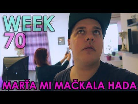 MARŤA MI MAČKALA HADA (soutěž o herní konzoli) - WEEK #70