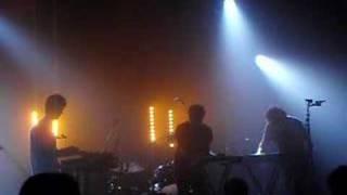"PIVOT playing ""Fool in Rain"" @ Le Grand Mix"