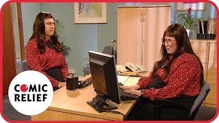 Little Britain with Catherine Tate | Comic Relief