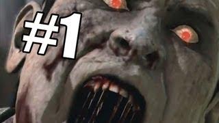 Играем в японскую GTA c зомбяками Yakuza: Dead Souls #1