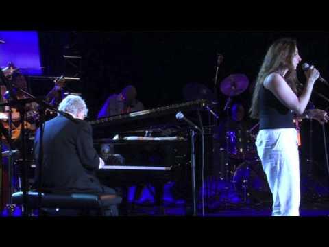 Caterina Zapponi with Monty Alexander Harlem Kingston Express