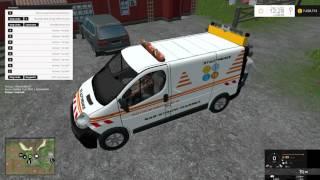 Heute stelle ich euch den Stadtwerke Fahrzeuge V 1.0 Beta Mod für Landwirtschafts Simulator 15 vor.