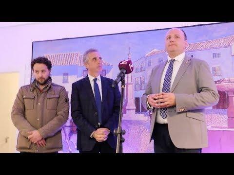 VÍDEO: Estuvimos en la inauguración de la sede de la Peña Flamenca de Lucena tras su remodelación